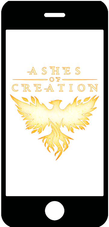 ashes of creation web móvil en español