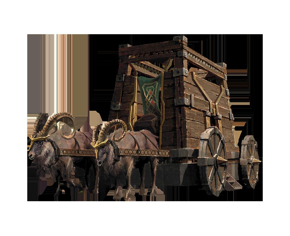 caravanas ashes of creation en español cabras