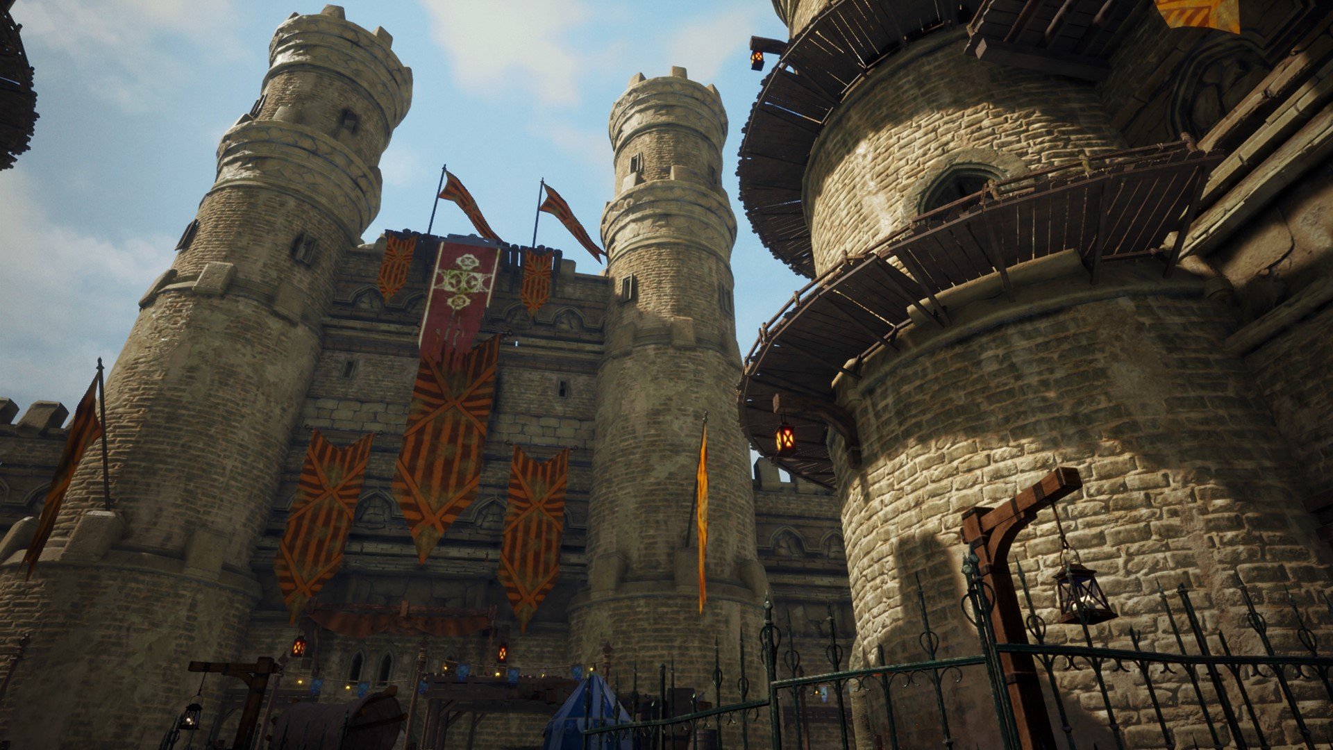 Castillo de clan ashes of creation en español
