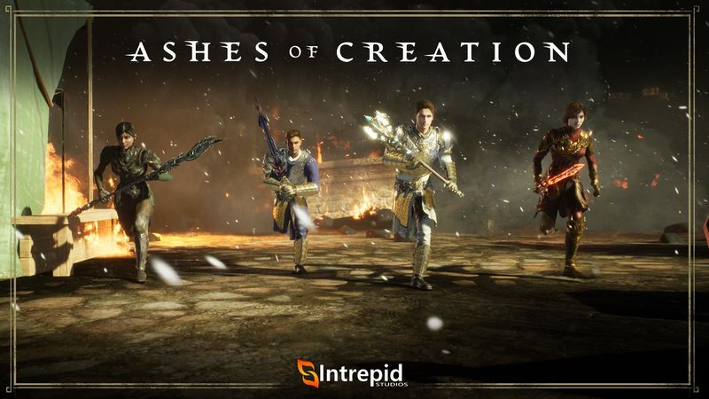 grupo ashes of creation en español